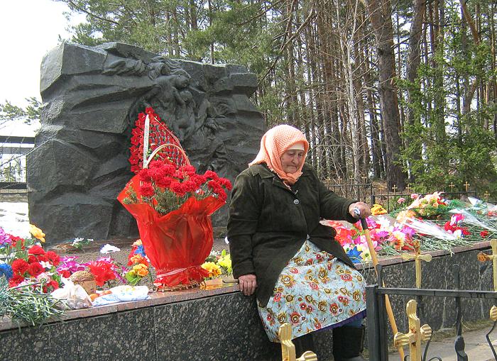 Zofia (Zosia) Habłowska – mieszkanka Rask, jedna z pięciu żyjących dziś świadków tragedii, która w 1943 roku była dziewięcioletnią dziewczynką